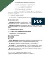 DOCUMENTO DE ESTUDIO DE DERECHO ADMINISTRATIVO DE UNIVERSIDAD DA VINCI.docx