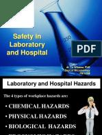 Safety in Laboratory -Blok 1.4