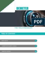 Demeter Presentation