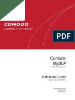 Comodo MyDLP Installation Guide 2