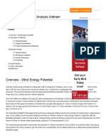 Wind Energy Country Analysis Vietnam - Energypedia.info