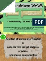 ppt placenta prev