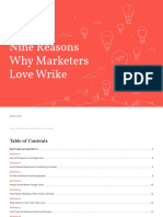 Why Marketers Love Wrike