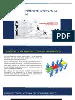 Diapositivas Enfoque Del Comportamiento en La Administración (1)