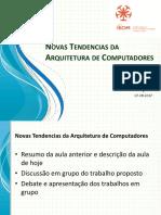 Aula 2 - Novas Tendencias da Arquitetura de Computadores.pptx