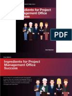 Ingredients for Project Management Office Success