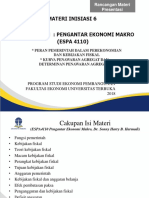 Inisiasi 6 Peran Pemerintah Dalam Perekonomian Dan Kebijakan Fiskal
