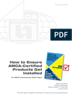 AMCA - Certified Products