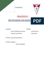 INFORME ana 1 teoria Rectificador con DIODO ZENER.docx