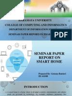 Gutema Seminar Report Ppt