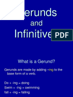Gerunds Infinitves Explanation