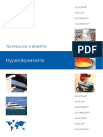 Hyperdispersants - Technology & Benefits