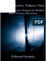 Edward Scimia (2011) - Real Mysteries (True Stories Behind World Famous Mysteries)