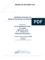 Handbook of Income Tax - Revised Second Edition (updated in light of Finance.pdf