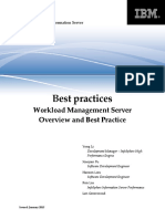 Workload Management Server