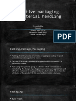 Group7 Packaging Material Handling