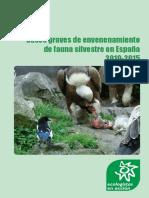 Informe Veneno 2010-2015