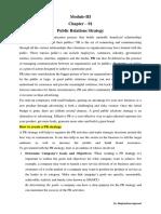 PR Strategies (Module-III).docx
