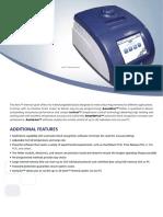 PCR Thermal Cycler Aeris