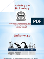 Industry 4.0 Technology (Updated) - CPD 21.12.2016
