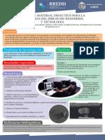 DISEÑO DE MATERIAL DIDÁCTICO PARA LA ENSEÑANZA DEL DIBUJO DE INGENIERIA Y TECNOLOGÍA