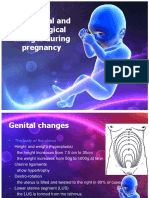 Anatomical and Physiological Changes During Pregnancy-120719105010-Phpapp02