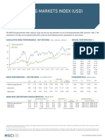 MSCI Emerging Market