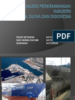 Analisis Industri Kuliner Dunia Dan Indonesia