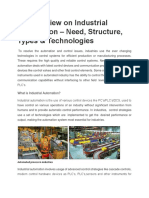 industrial automation.docx