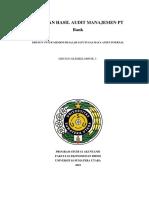 LEMBAR HASIL AUDIT Manajemen Keuangan (1)