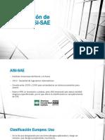 Clasificación de Aceros AISI-SAE