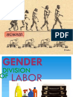 Gender Division of Labor 2 2
