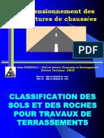 3- Classification Des Sols Et Des Roches Pour Travaux de Terrassements