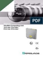 PCU Manual 1200