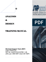 SAP2000 - Analysis & Design Manual [Session].pdf