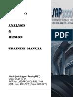SAP2000 - Analysis & Design Manual [Session].pdf