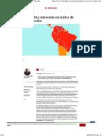 Colombia Retrocede en Índice de Corrupción _ El Heraldo