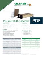 PSC convertor