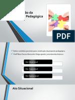 Construção Da Proposta Pedagógica