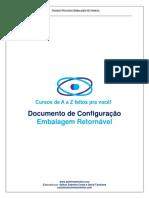 Documento de Configuração - Processo de Embalagem Retornável