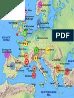 Europe Chakra Systems