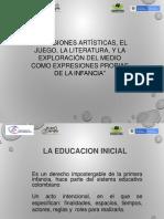 Actividades Rectoras en Educacion Infantil