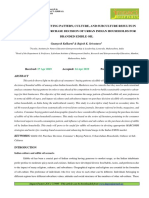 58. How Consumers Buying Pattern Culture and Subculture Results in Influencing the Purchase Decision of Urban Indian Households for Branded Edible Oil-2019-05!08!10-57
