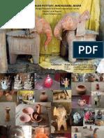 madhubani pottery cluster