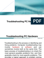 PC Troubleshooting - Introducing to Problems.ppt