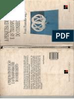 A Pesquisa Em Educação e as Transformações Do Conhecimento - Fazenda 1995
