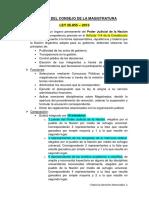 DERECHO CONSTITUCIONAL - Consejo de la Magistratura.pdf