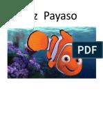 El  Pez  Payaso.docx