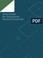 Pen Testing Active Directory Environments
