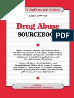 Joyce Brennfleck Shannon - Drug Abuse Sourcebook, Third Edition (2010).pdf